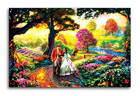 Tamatina Canvas Paintings Sunrise In The Park Nature Canvas Painitng Modern Art Paintings Paintings For Home Decor Paintings For Drawing Room Wall Paintings For Bedroom
