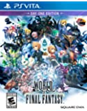 World of Final Fantasy - PlayStation Vita Standard Edition Edition