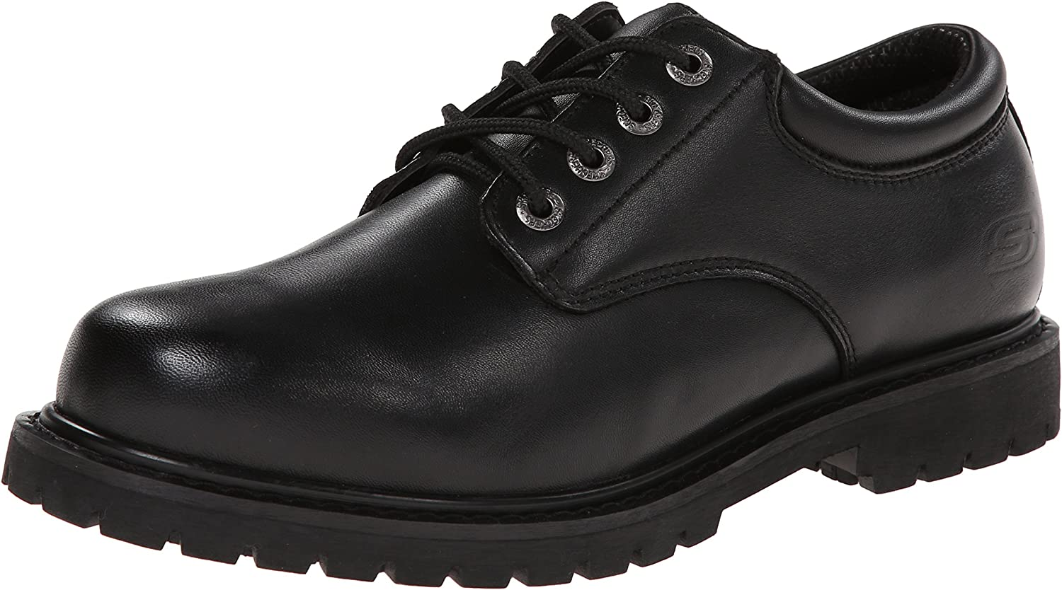 Skechers for Work Men's Cottonwood Elks Slip Resistant Shoe