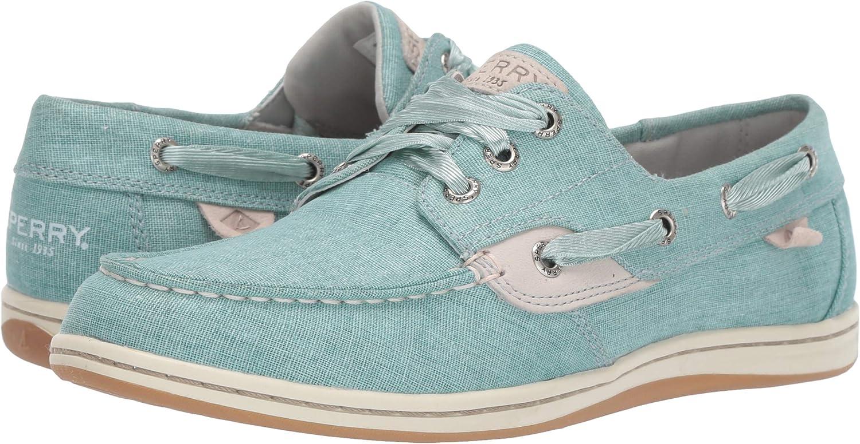 Sperry Women's Songfish Linen Boat Shoe