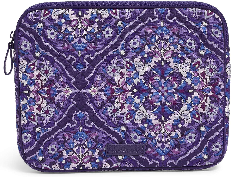 Vera Bradley Women's Signature Cotton Tablet Sleeve