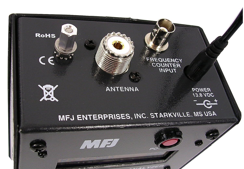 SWR Antenna Analyzer MFJ-259C HF VHF 0 53-230Mhz