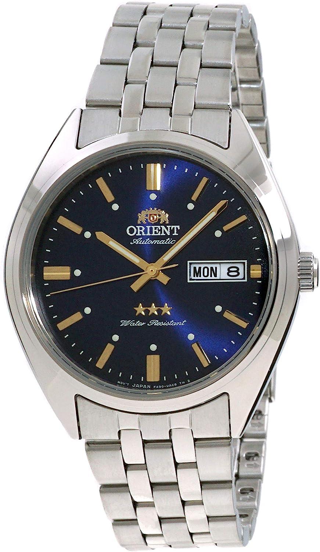 Orient Tristar RA-AB0E08L - Reloj automático de acero para hombre