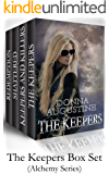 The Keepers Box Set (Alchemy Series) Books 1-4