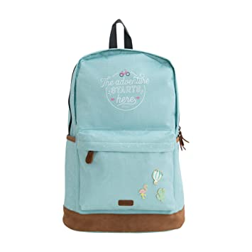 Mr. Wonderful Woa08619en Mochila Tipo Casual: Amazon.es: Equipaje