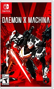 Daemon x Machina (Nintendo Switch) Cover Art