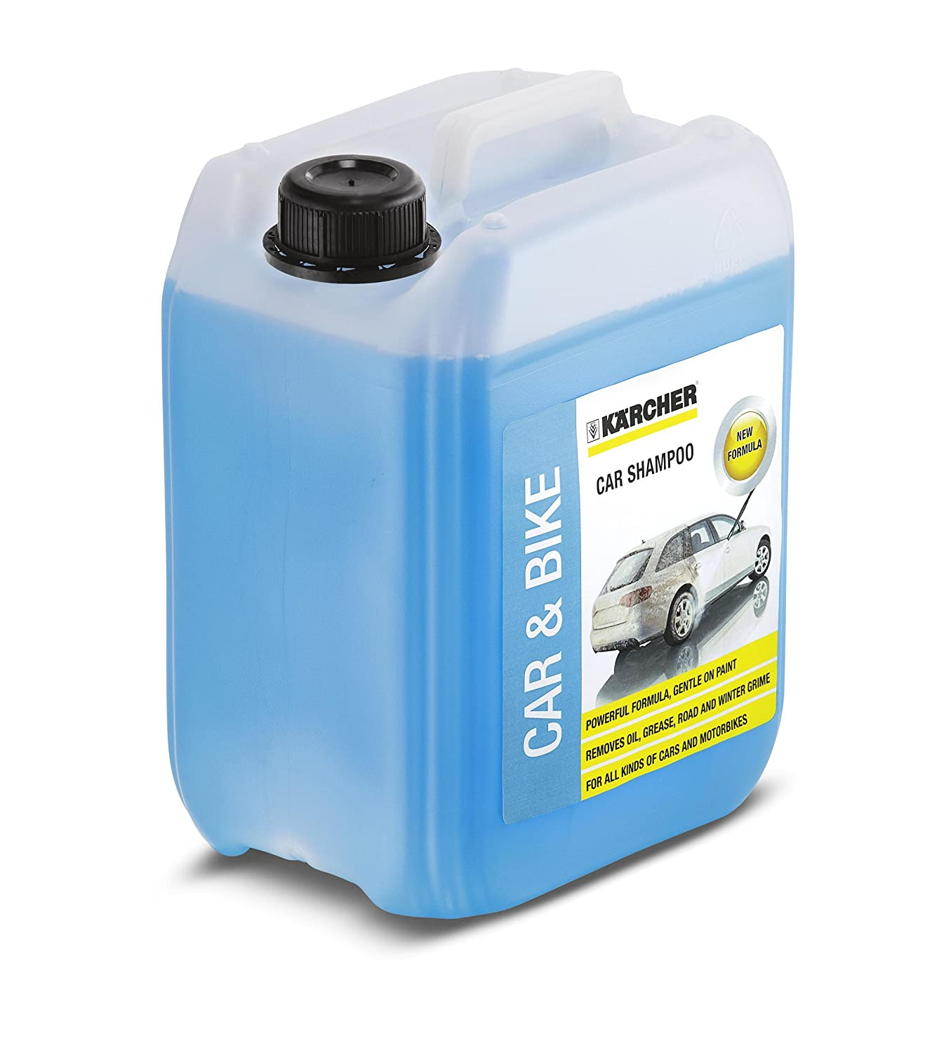 Kä rcher Shampoing pour voiture, Wood Cleaner - 5L Canister Kärcher