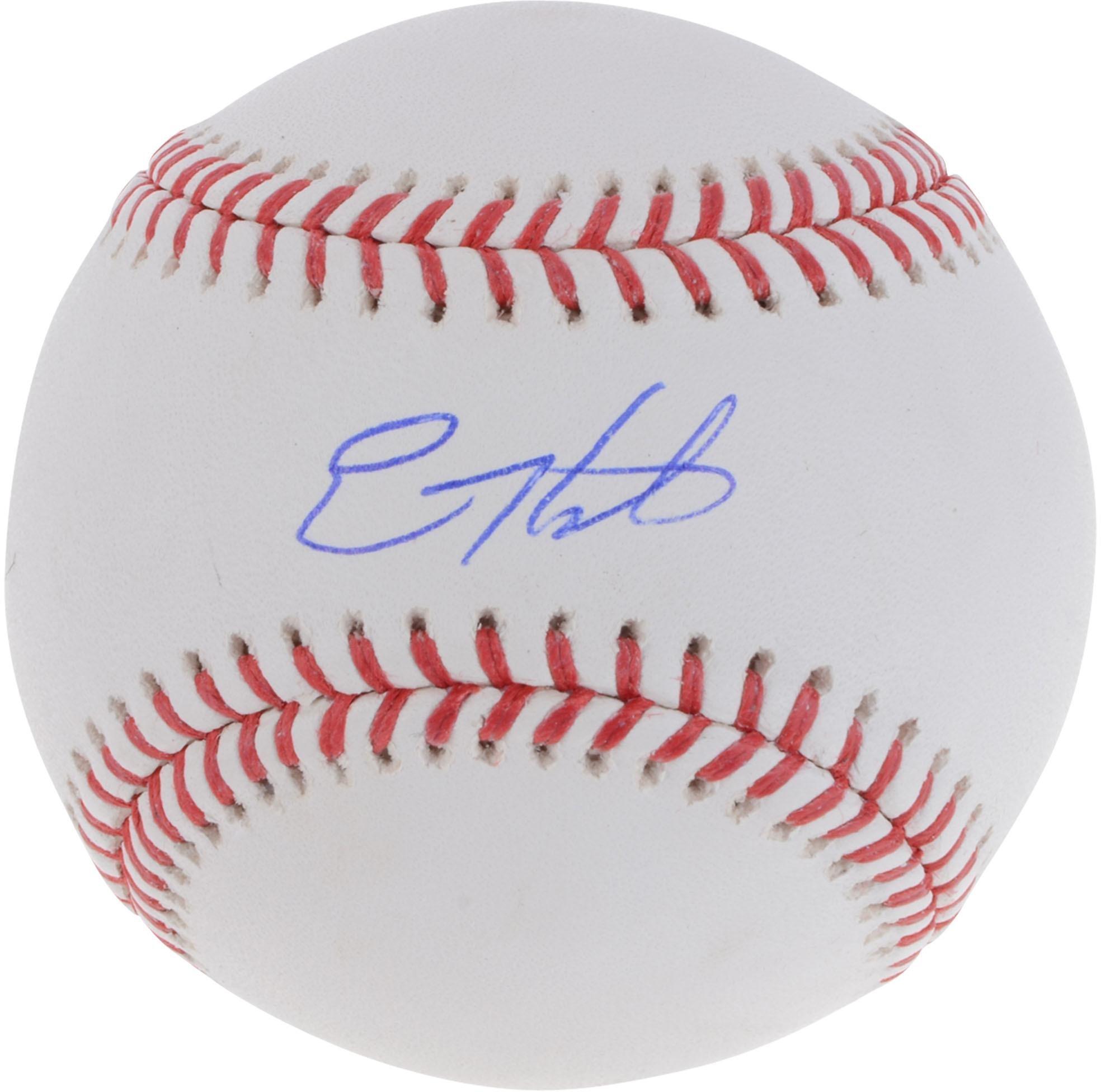Enrique Hernandez Los Angeles Dodgers Autographed Baseball Fanatics Authentic Certified Autographed Baseballs
