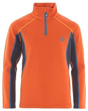 Ternua ® Yota 1/2 Zip K Camiseta, Niños: Amazon.es: Deportes y aire libre