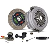 Clutch Kit Master And Slave Cylinder Works With Chevrolet S10 Gmc Sonoma Base Ls Xtreme Sl