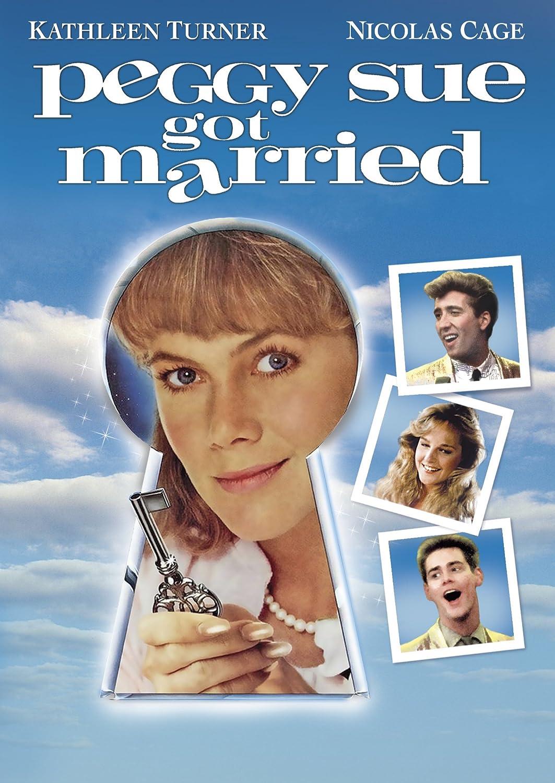 Amazon.co.jp | PEGGY SUE GOT MARRIED DVD・ブルーレイ -