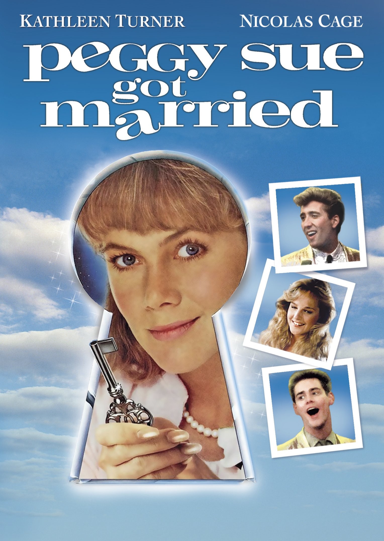 DVD : Peggy Sue Got Married