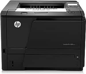 HP LaserJet Pro 400 M401n Monochrome Printer (CZ195A) (Discontinued By Manufacturer),Black
