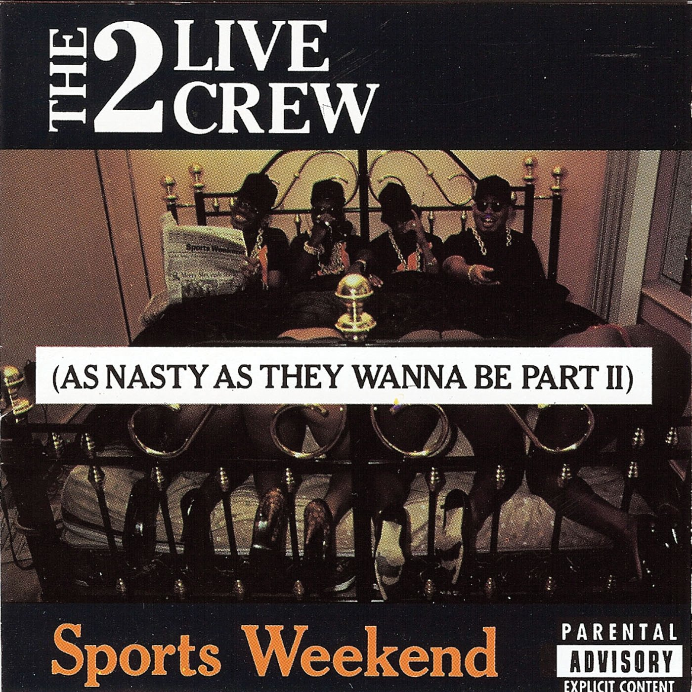 Sports Weekend: As Nasty As They Wanna Be, Part II by Luke