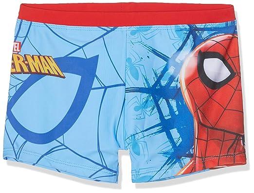 8a87eb91b6 Spiderman Boy's Swimsuit: Amazon.co.uk: Clothing