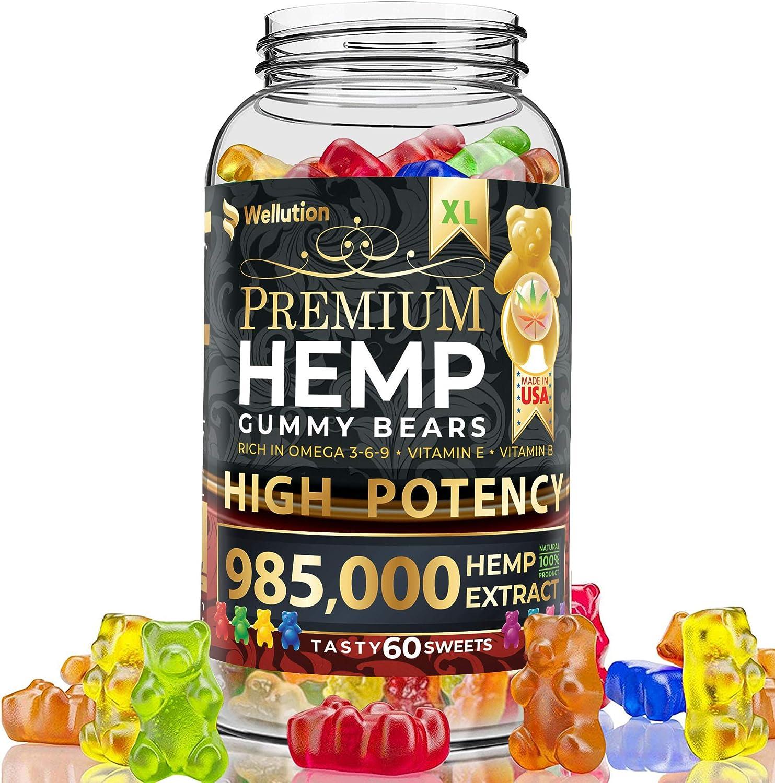 Vegan Cbd Gummies - Lab Tested - Gelatin Free - Free ...