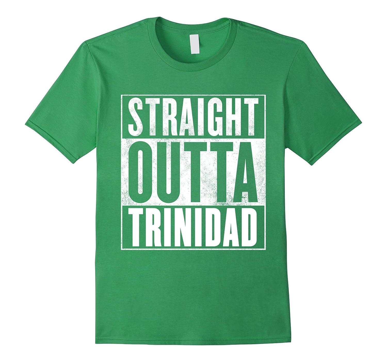 Trinidad T-Shirt – STRAIGHT OUTTA TRINIDAD Shirt