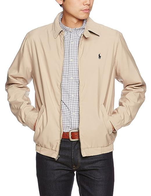 Polo Ralph Lauren Mens Bi-Swing Windbreaker Jacket
