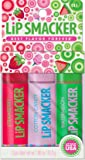 Lip Smacker Biggy Flavor Trio Lip Gloss Collection, 3 Count