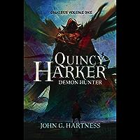Quincy Harker, Demon Hunter Omnibus One (English Edition)