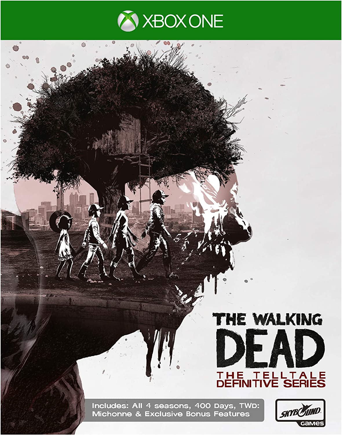 The Walking Dead: The Telltale Definitive Series: Amazon.es: Videojuegos