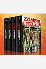 Zombie University - The Complete Series: How I Survived the Zombie Apocalypse Kindle Edition
