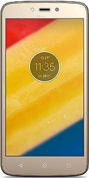 Lenovo Moto C Plus Gold SIM Doble 4G 16GB Oro: Amazon.es ...