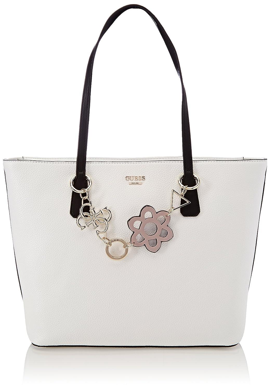Guess - Bags Hobo, Shoppers y bolsos de hombro Mujer, Varios colores (Tan Multi), 13x29x43 cm (W x H L): Amazon.es: Zapatos y complementos