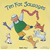 Ten Fat Sausages (Classic Books with Holes Board Book)