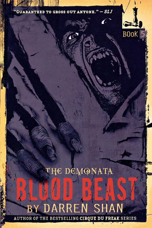 Download Blood Beast (The Demonata, Book 5) pdf epub