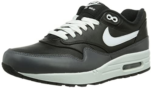 Nike Men s Air Max 1 Ltr Leather Premium Sneakers  Amazon.co.uk ... 757784577