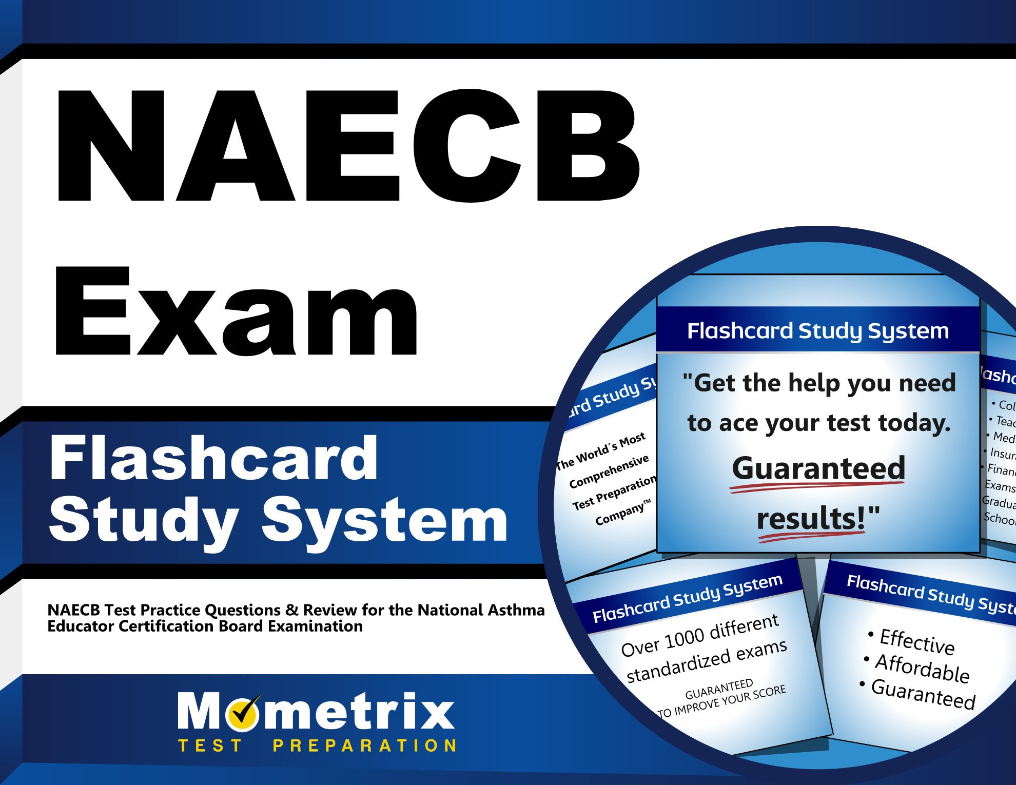 Naecb Exam Flashcard Study System Naecb Test Practice Questions
