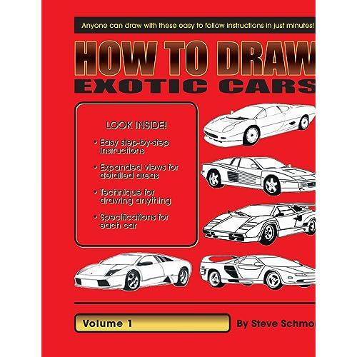 Draw Cars Amazon Com
