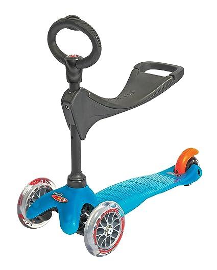 Amazon.com: Micro Mini 3-en-1 Kick Scooter: Sports & Outdoors