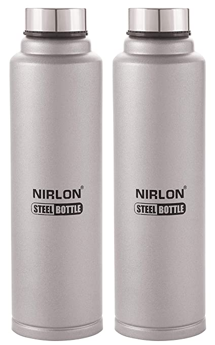 4ee14f9bc34 Buy Nirlon Stainless Steel Freezer Bottle Set