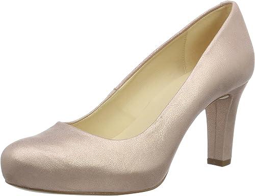 TALLA 37 EU. Unisa Numis_17_MTS, Zapatos de Tacón para Mujer