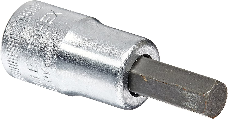 Stahlwille In-Hex Socket 1//4in Drive 9//64in