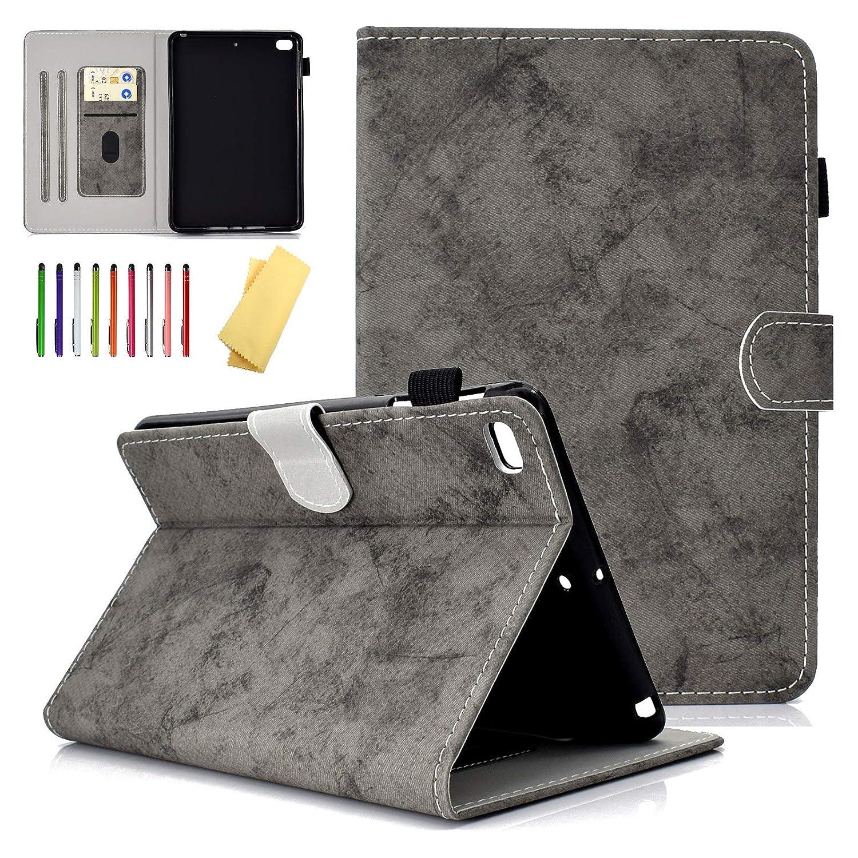 ●日本正規品● Dteck iPad Mini Mini 4ケース 20.1、キラキラフリップスタンドケーススマートフォリオブックスタイルケース、ウェイク iPad/スリープ機能付きiPad Mini 20.1 cm、4世代タブレット01グレー B07KTQ9LBB, コスチュームで仮装大賞:e3481f6f --- a0267596.xsph.ru