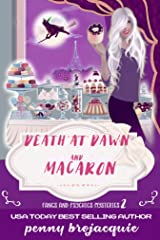 Death at Dawn and Macaron (Fangs and Psychics Mysteries Book 2) Kindle Edition