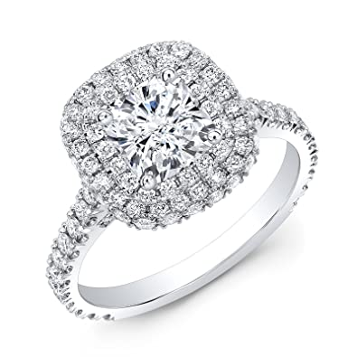 Amazon.com: Diamante de la Mansión Lovely natural de corte ...