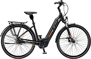 KTM Macina City 5 Bosch 2019 - Bicicleta eléctrica, Color Negro ...