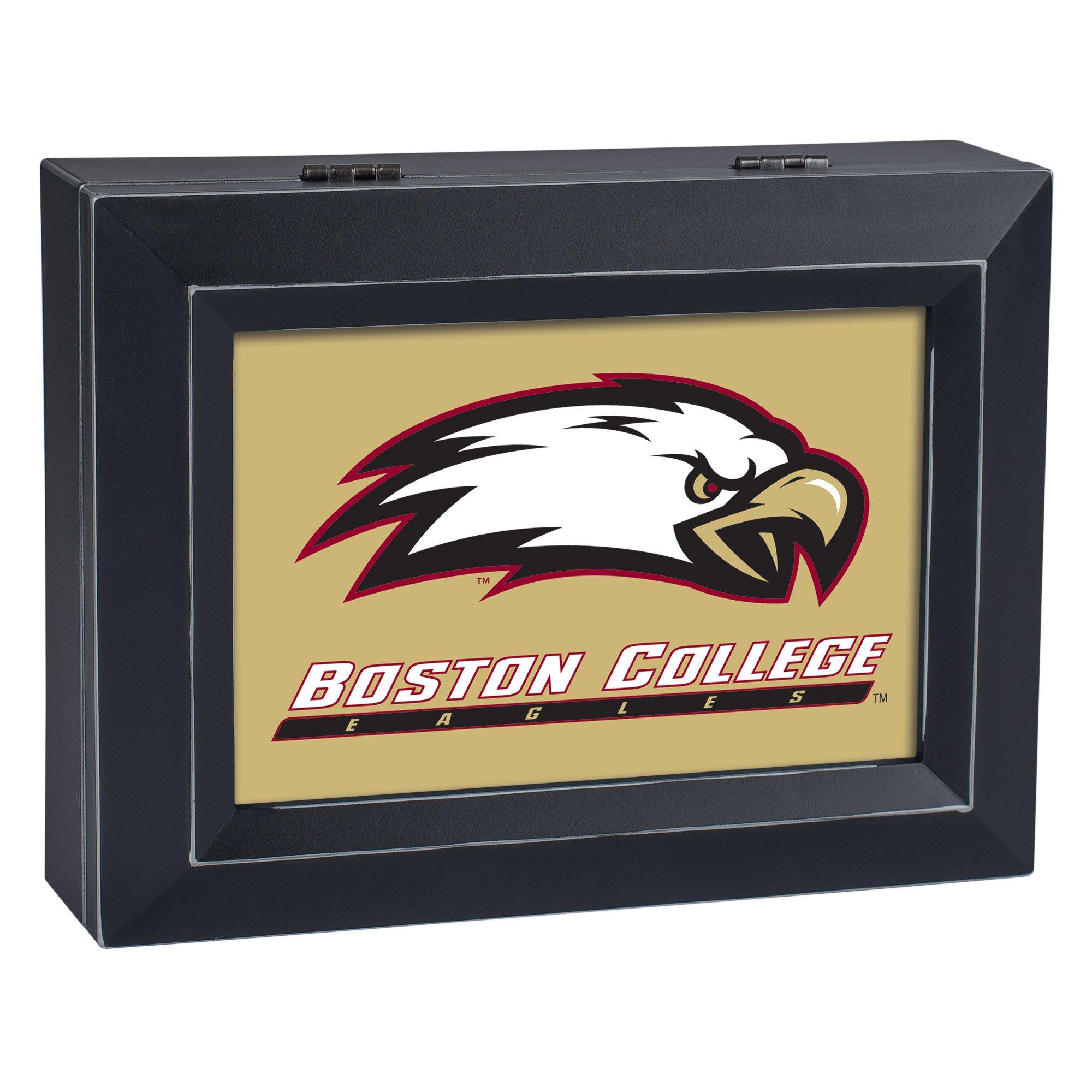 NCAA Collegiate Team Black Digital Fight Song Collegiate Box: Boston College by Cottage Garden (Image #2)