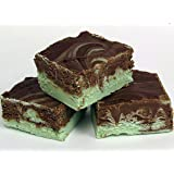 Home Made Creamy Fudge Chocolate Mint - 1 Lb Box