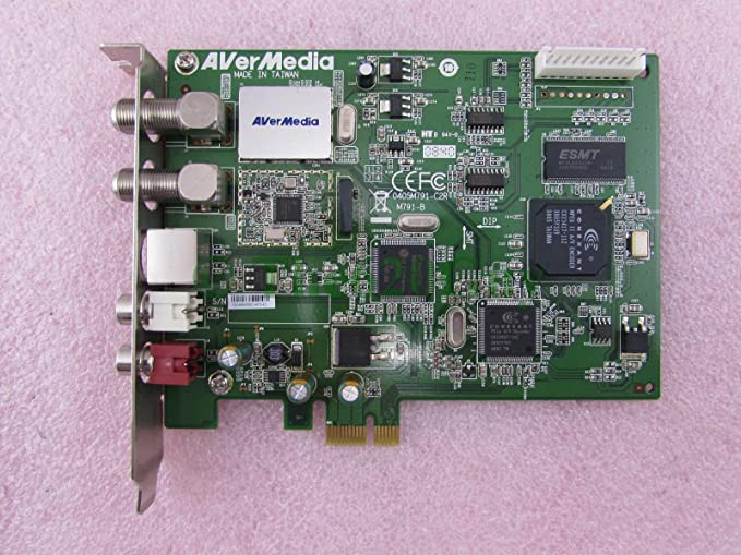 Amazon Avermedia M791 B Ntscatsc Tv Tuner Card Cell Phones