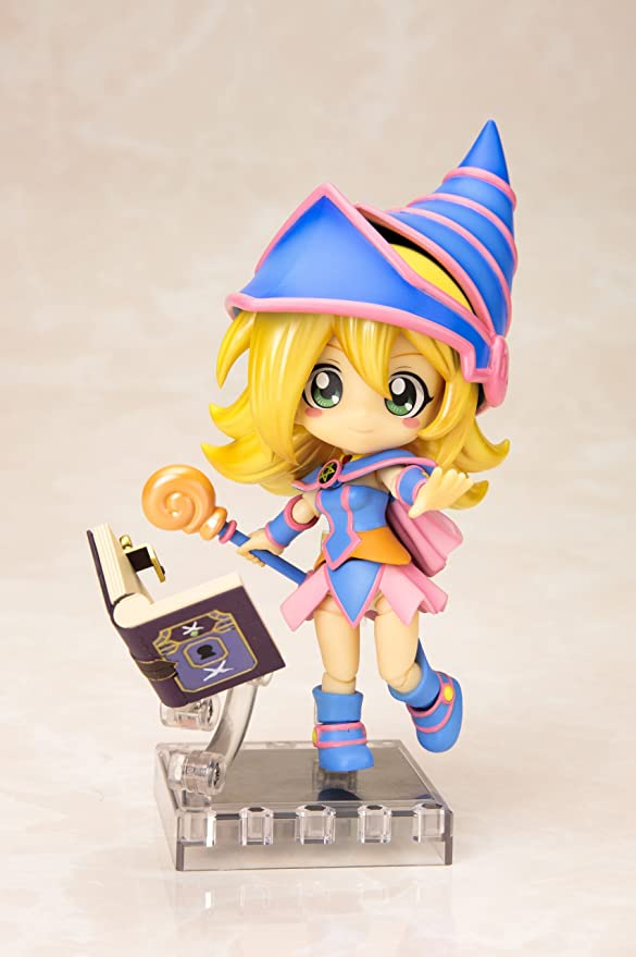 NEW Cu-poche Yu-Gi-Oh BLACK MAGICIAN GIRL Ver 1.5 Action Figure KOTOBUKIYA F//S