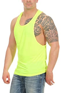 045f2a52d59d34 Happy Clothing Herren Tank-Top für Sport und Fitness - Bodybuilding -  Muscle Shirt -