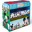 Delta Children 6-Bin Toy Storage Organizer, Disney Mickey Mouse