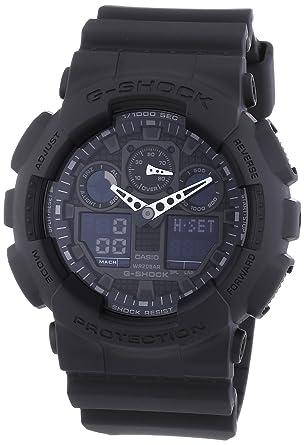 plus récent 21719 78c43 Montre Homme Casio G-Shock GA-100