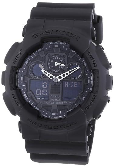 Casio GA-100-1A1ER - Reloj para Hombre 7baf89bd2d5d