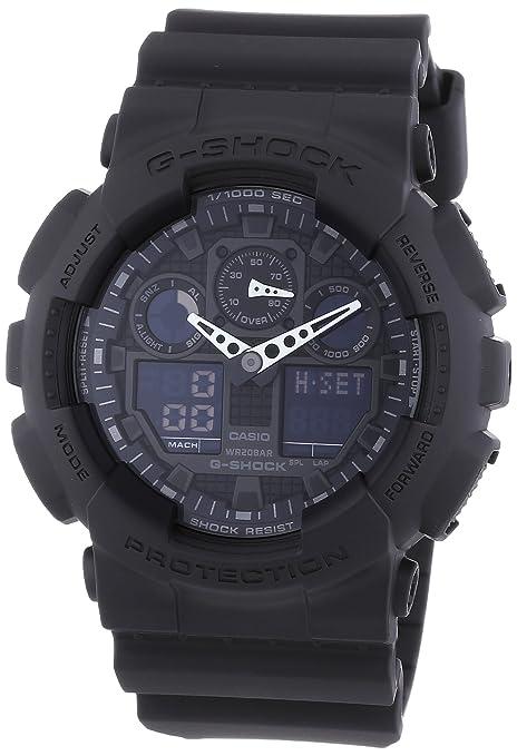 512 opinioni per Casio G-Shock – Orologio Uomo Analogico/Digitale con Cinturino in Resina –